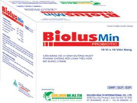 Biolusmin