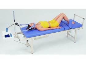 TM-400-1F:  Bộ kéo giãn cột sống cổ, ngực và lưng với bàn có chiều cao cố định