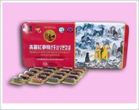 Viên Hồng Sâm, Nhung Hươu, Linh Chi